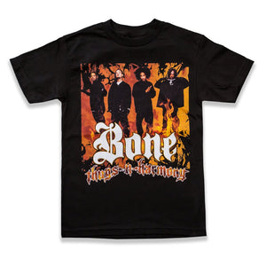 "Bone Thugs-N-Harmony Righteous Ones Tee ""Black"""