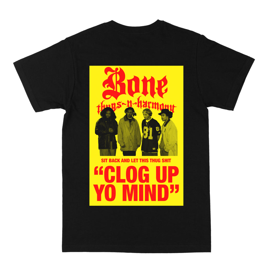 Bone Thugs-N-Harmony Yellow Clog Up
