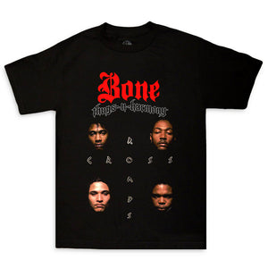 "Bone Thugs-N-Harmony Crossroads Tee ""Black"""