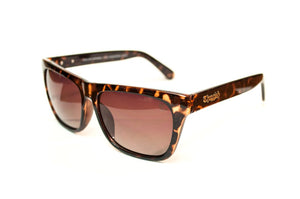 "Thuggish Ruggish ""Brown Turtle Shell"" Shades"