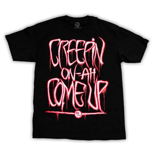 "Bone Thugs-N-Harmony Creepin On Ah Come Up Tee ""Black"""