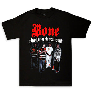 "Bone Thugs-N-Harmony Down 71 Tee ""Black"""