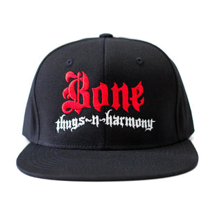 "Bone Thugs-N-Harmony Classic logo ""Greatest Hits"" Snapback"