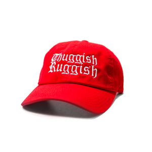 "Thuggish Ruggish ""Red"" Dad Hat"