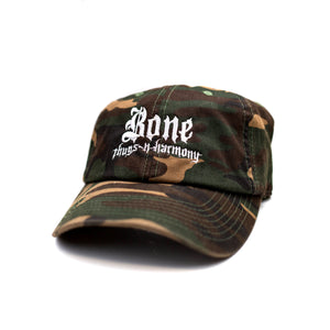 "Bone Thugs-N-Harmony ""Camo"" Dad Hat"
