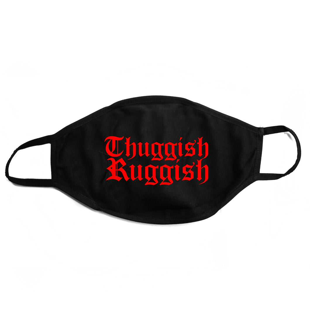 Thuggish Ruggish Red Logo