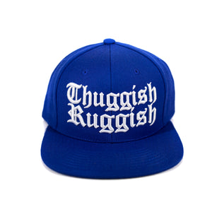 "Thuggish Ruggish ""Royal Blue"" Snapback"