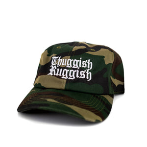 "Thuggish Ruggish ""Camo"" Dad Hat"