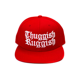 "Thuggish Ruggish ""Red"" Snapback"