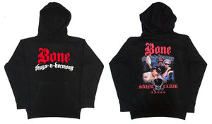 "Bone Thugs-N-Harmony ""Saint Clair Thugs"" Front and Back Hoodie"