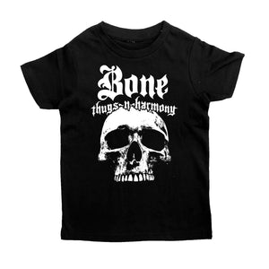 "KIDS Bone Resurrection ""Black"" Tee"
