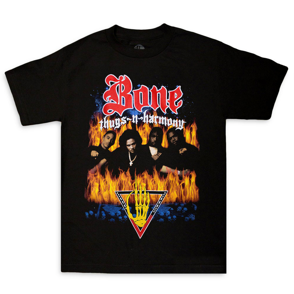 Bone Thugs-N-Harmony Look Into My Eyes Tee