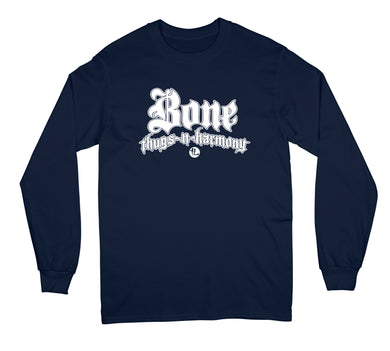 Bone Thugs-N-Harmony White Logo