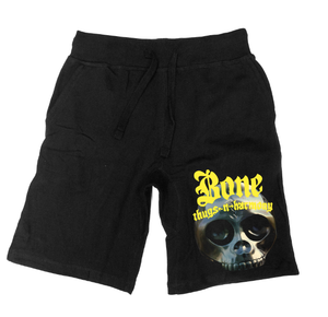 "Vintage Thuggish Ruggish ""Black"" Shorts"
