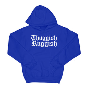 "Thuggish Ruggish ""Royal Blue"" Hoodie"