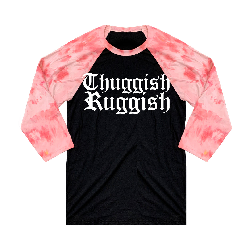 Thuggish Ruggish Baseball Tee