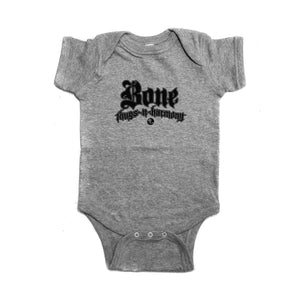 "Onesie Bone Thugs-N-Harmony ""Grey"""