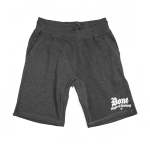 "Bone Thugs-N-Harmony Small Logo ""Charcoal"" Shorts"