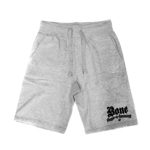 "Bone Thugs-N-Harmony Small Logo ""Grey"" Shorts"