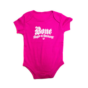 "Onesie Bone Thugs-N-Harmony ""Hot Pink"""