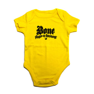 "Bone Thugs-N-Harmony ""Yellow"" Onesie"