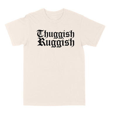 Thuggish Ruggish Black Logo