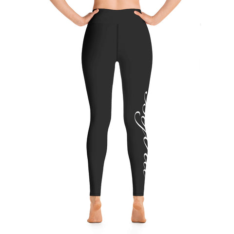 Bojoul Branded Leggings