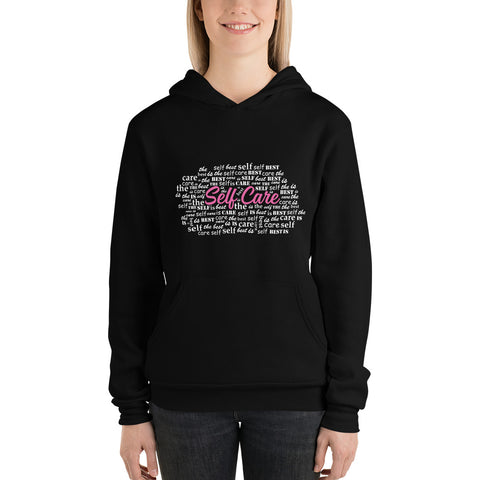 Unisex Self Care Affirming Hoodie