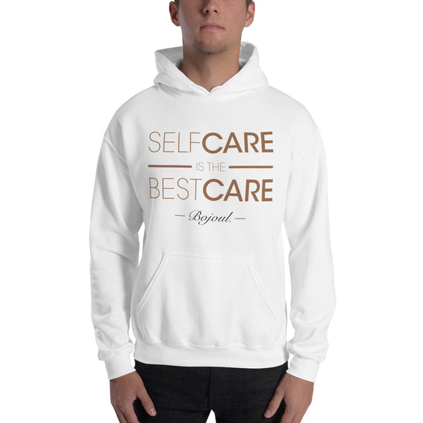 Unisex Self-Care Hooded Sweatshirt