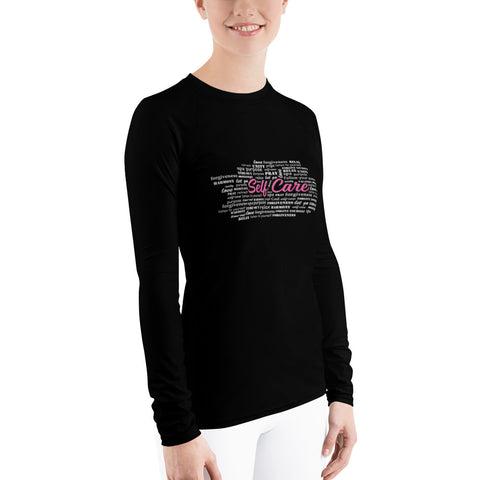 Affirming Women's Long Sleeve Shirt