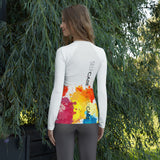Self-Care Women's Long Sleeved Rash Guard Shirt
