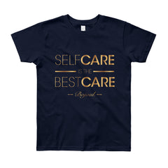 Youth Jersey Short Sleeve Self- Care Unisex T-Shirt