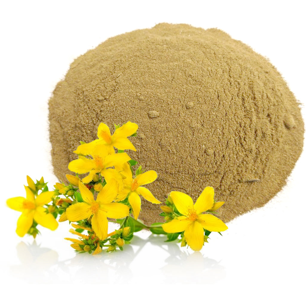 The ingredients of St.John's wort