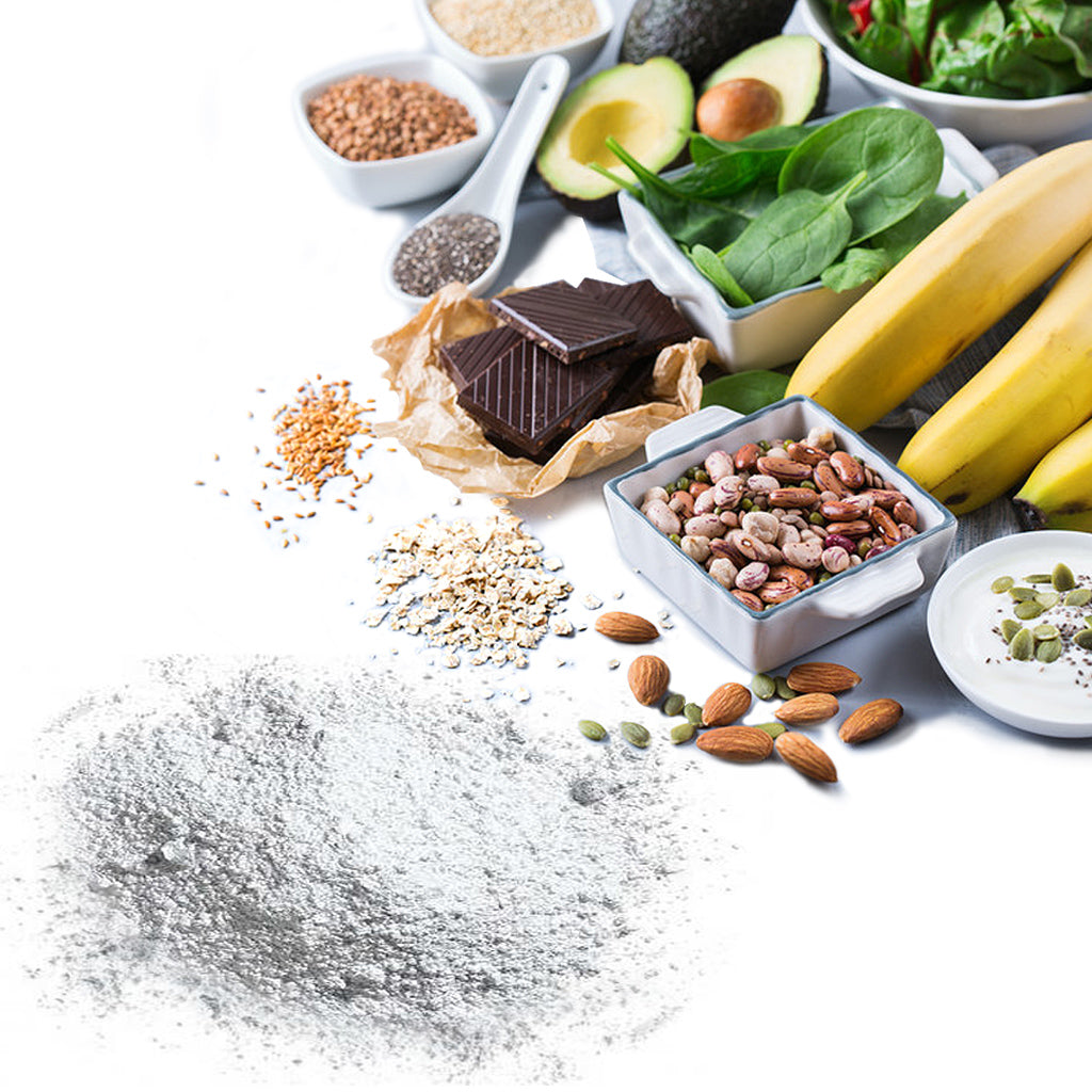 The ingredients of magnesium