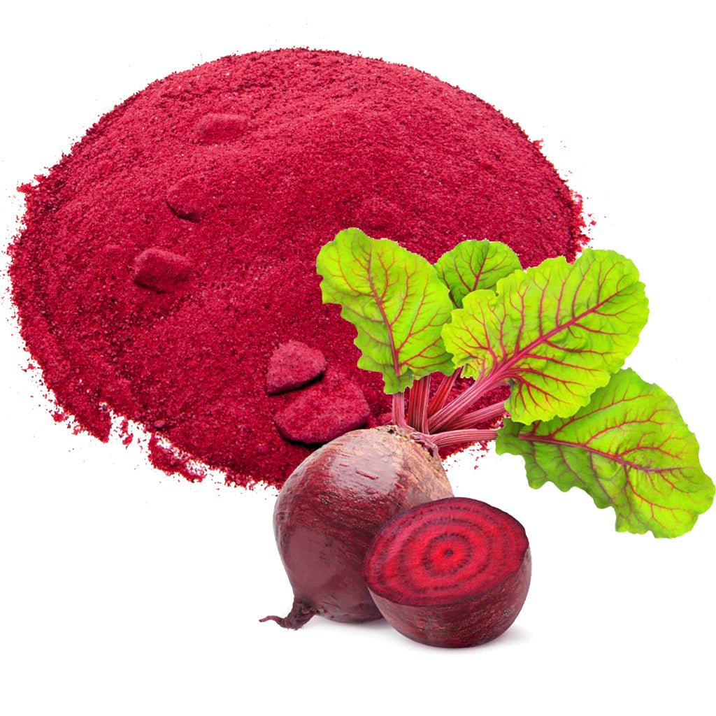 The ingredients of beet root extract