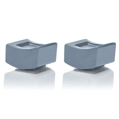 Private Gym Add On Weights (2-Pack) Gray