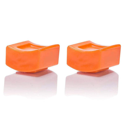 Private Gym Add On Weights (2-Pack) Orange