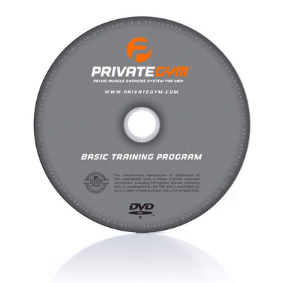 Private Gym Private Gym Basic Training Program (Online & DVD Access)