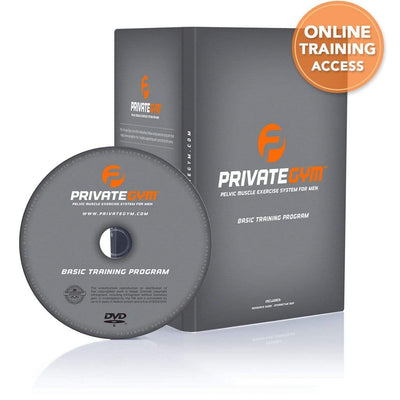 Private Gym Basic Training Program (Online & DVD Access)