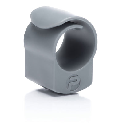 Private Gym resistance ring gray side view