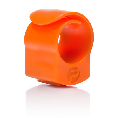 Private Gym resistance ring orange side view