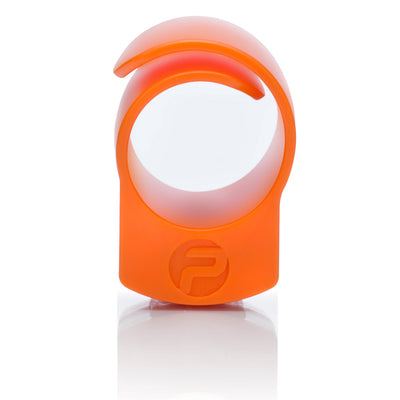 Private Gym resistance ring orange front view