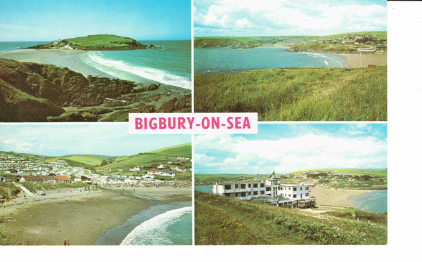 Bigbury on Sea 1960's