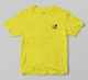 "T-shirt ""Ecstasy"" Yellow"