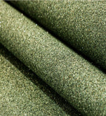 Mica Glitter Wallpaper (Emerald Green With Silver Glitter) - MS57
