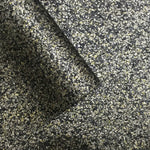 Mica High Gloss Pebble Wallpaper - Anthracite (Charcoal/Grey Pebble) - MLG59