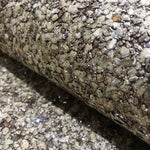 Mica High Gloss Pebble Wallpaper - (Taupe/Cotton Cream Pebble) - MLG12
