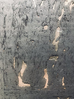 Cork Wallpaper (Gunmetal Silver) C3