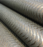 Fine Mica Wave (Graphite-Bronze) - F353