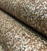 Mica High Gloss Pebble Wallpaper - Tan (Bronze/Gold Pebble) - ML53